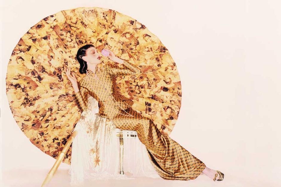 Рекламная кампания Christian Dior, 1997 год