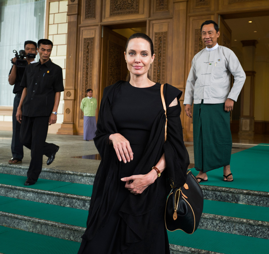 Анджелина Джоли: фото 2015