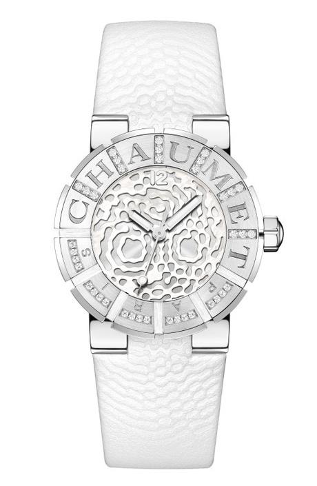 Chaumet выпускает новые часы в коллаборации с итальянским художником Лорисом Чеккини