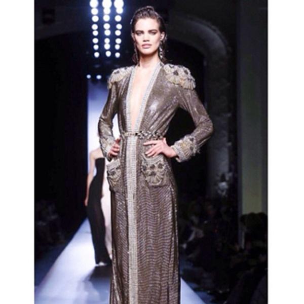 От первого лица: Неделя моды Haute Couture глазами редактора ELLE | галерея [7] фото [6]