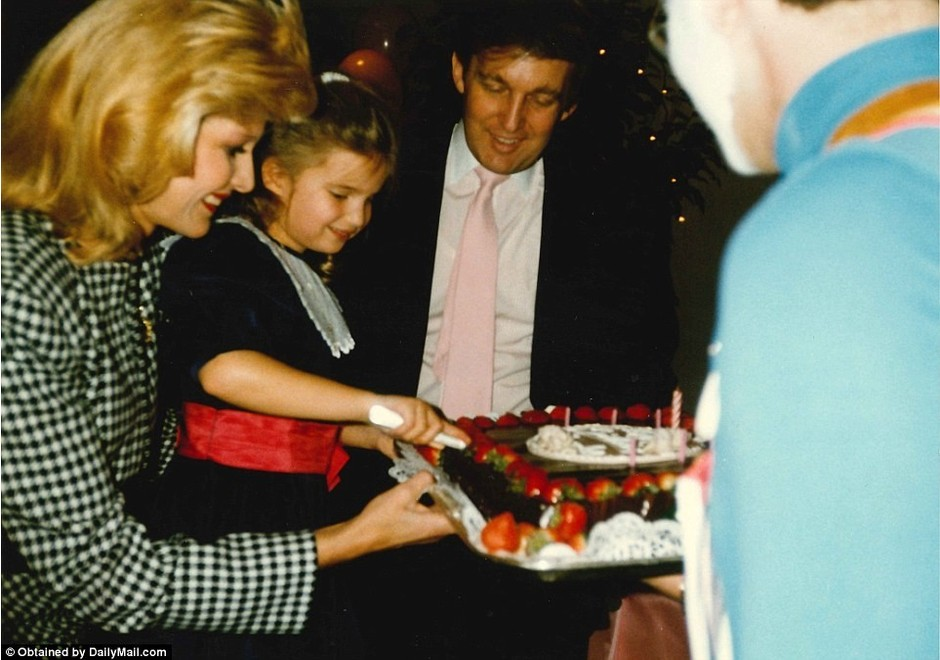 Иванка Трамп отмечает день рождения