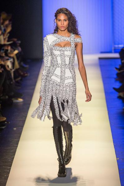 Самые красивые образы Недели моды в Нью-Йорке | галерея [1] фото [51]