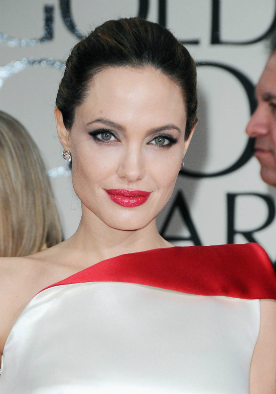 Январь 2012, вручение премии «Золотой глобус», Лос-Анжелес