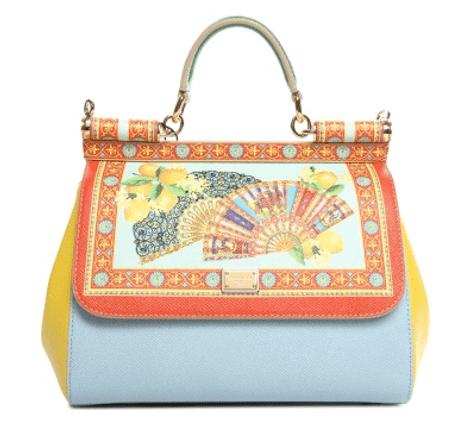 Dolce&Gabbana56yu Модные сумки весна лето 2015