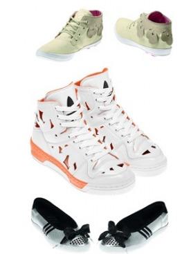 Коллекция adidas Originals всена-лето 2011
