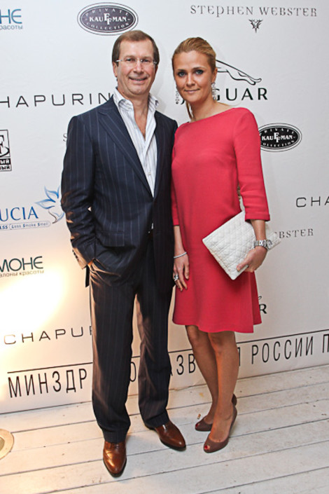 Виктор и Наталья Шкулевы