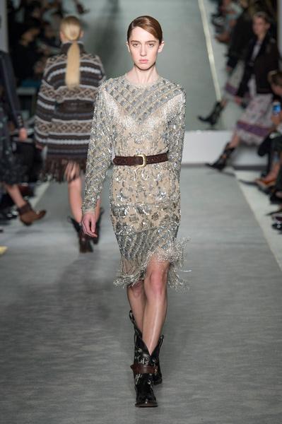 Самые красивые образы Недели моды в Милане | галерея [1] фото [30]