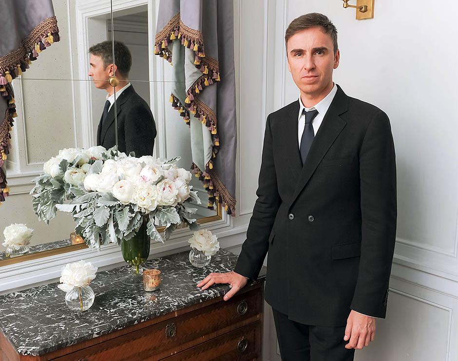 Раф Симонс объявлен креативным директором Calvin Klein