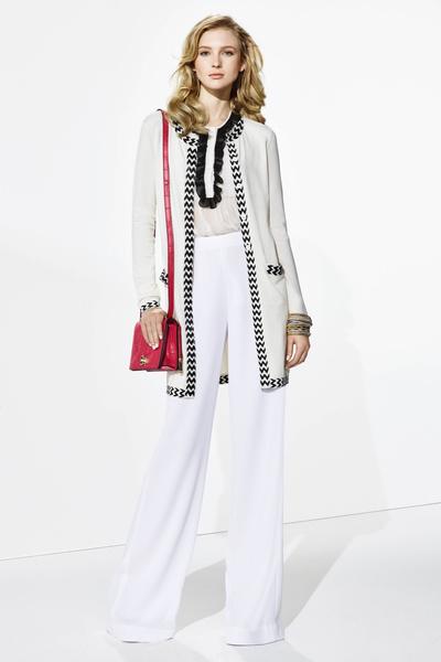 Новая круизная коллекция Diane von Furstenberg | галерея [1] фото [14]