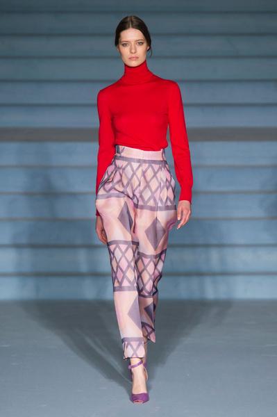 Неделя моды в Лондоне: 21 февраля | галерея [1] фото [6]