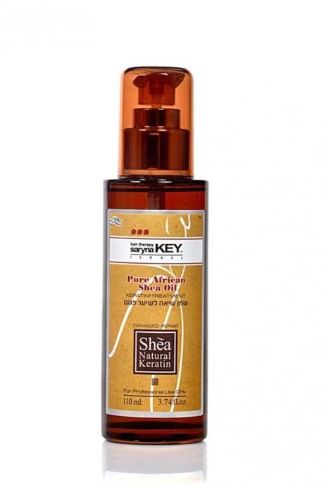 Pure Afrikan Shea Oil, Saryna Key