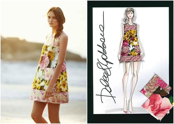Dolce & Gabbana представили капсульную коллекцию специально для Net-A-Porter