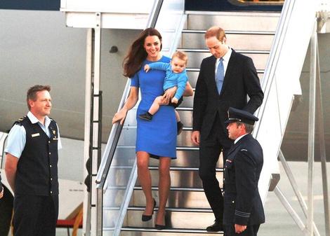 Итоги года 2014: лучшие фото Кейт Миддлтон и принца Уильяма | галерея [1] фото [5]