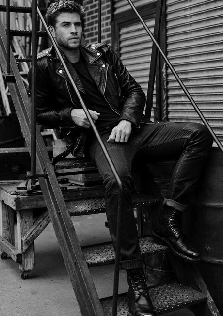 Лиам Хемсворт: фото 2015