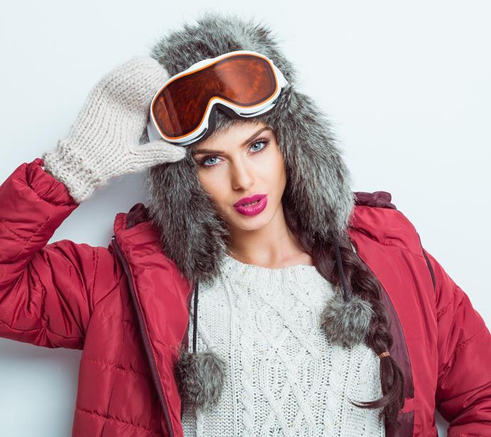Зимний уход по типу и состоянию кожи
