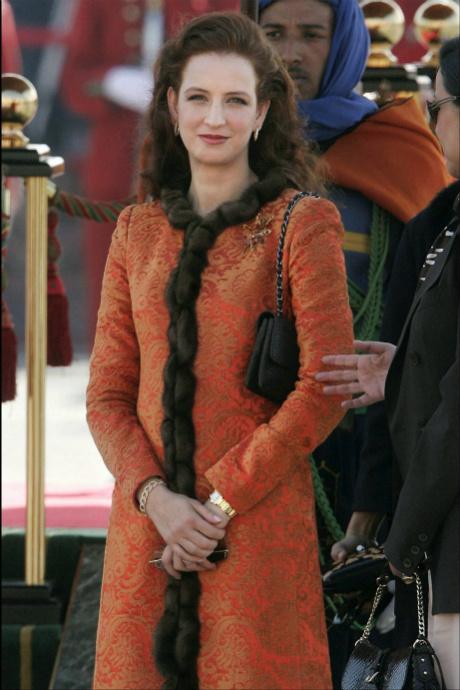 Принцесса Марокко Лалла Сальма