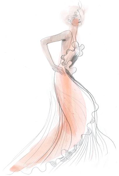Наталья Водянова стала лицом коллекции H&M Concious Exclusive | галерея [1] фото [1]