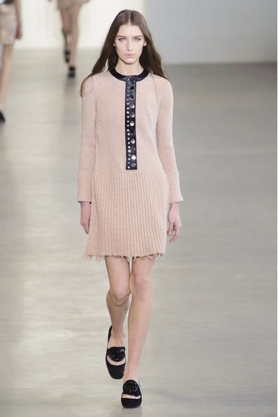 Показ Calvin Klein на Неделе моды в Нью-Йорке | галерея [1] фото [32]