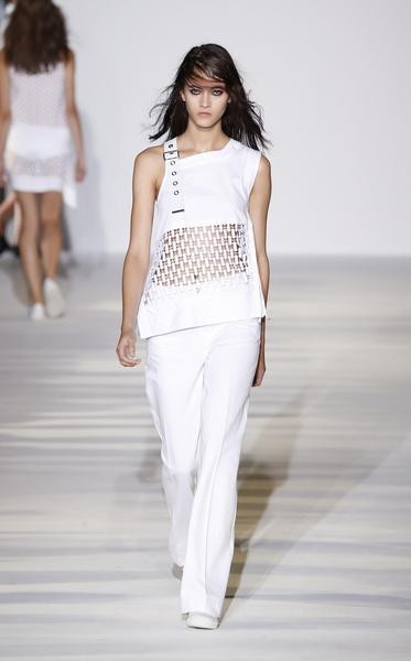 Неделя моды в Нью-Йорке 2015: день восьмой | галерея [2] фото [2]