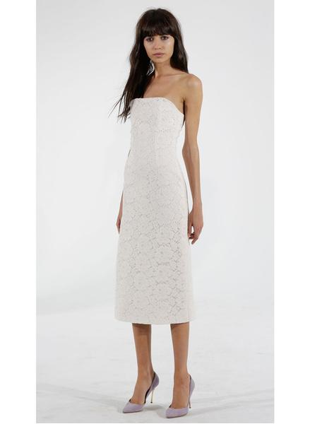12 коротких платьев для невесты | галерея [1] фото [12]