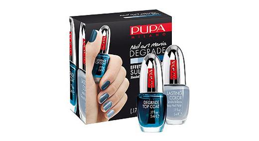 Pupa, Nail Art Kit Degrade