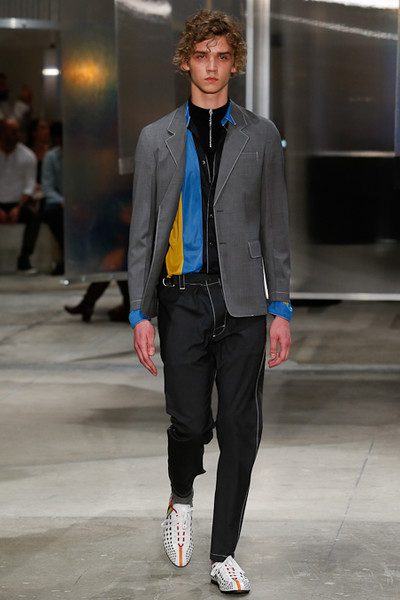 Неделя мужской моды в Милане: лучшие показы | галерея [2] фото [21]