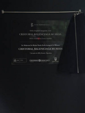 Музей Balenciaga в Испании
