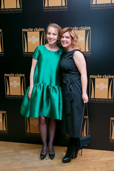 Marie Claire вручил премию в области красоты Prix d'Excellence de la Beauté 2016 | галерея [1] фото [16]