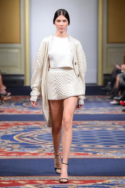 Показ осенне-зимней коллекции Ruban на Mercedes-Benz Fashion Week RussiaПоказ осенне-зимней коллекции Ruban на Mercedes-Benz Fashion Week Russia | галерея [2] фото [28]
