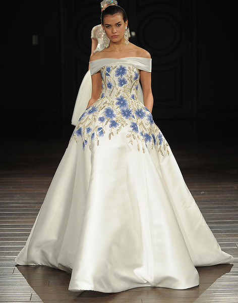 Лучшие коллекции Недели свадебной моды | галерея [5] фото [15]