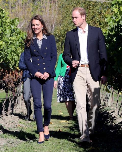 Итоги года 2014: лучшие фото Кейт Миддлтон и принца Уильяма | галерея [1] фото [7]