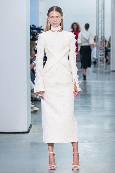 В Москве состоялся показ осенне-зимней коллекции Edem Couture | галерея [1] фото [15]