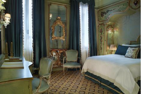 Архитектурное достояние Венеции: отель Gritti Palace | галерея [1] фото [24]
