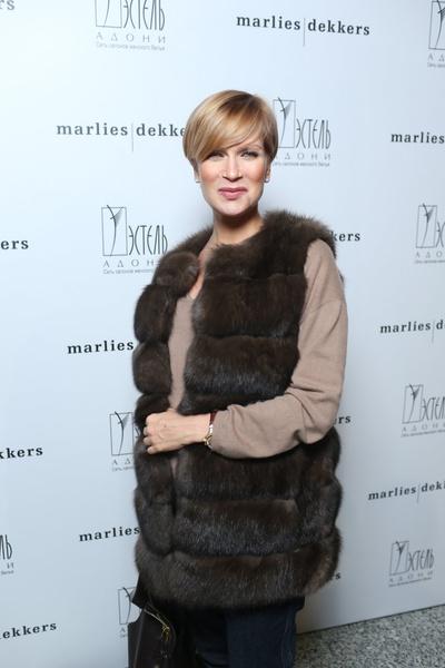Знаменитости на показе marlies dekkers в «Модном сезоне»   галерея [1] фото [9]