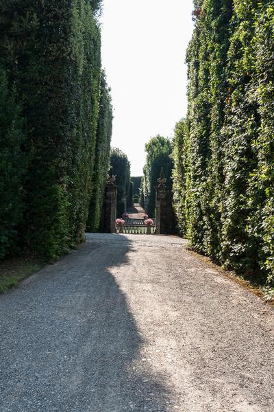 Вилла Марлия в Тоскане станет отелем   галерея [1] фото [37]