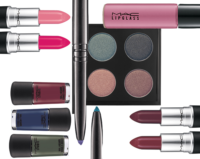 Romance Novel Fall 2014 Collection от MAC