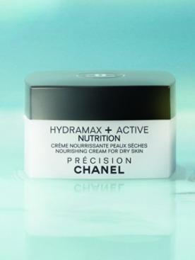 Новый питательный крем для сухой кожи HYDRAMAX+ACTIVE NUTRITION от Chanel