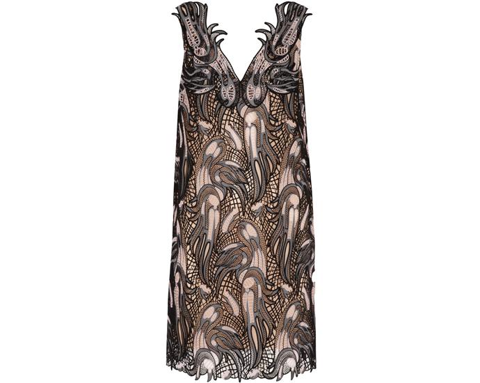 Платье из гипюра Christopher Kane