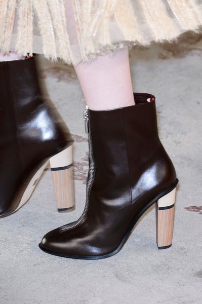Самая красивая обувь Недели моды в Нью-Йорке | галерея [1] фото [5]