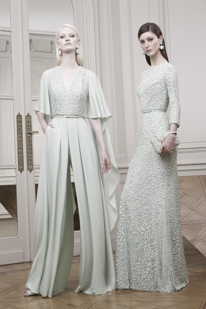 Elie Saab представил коллекцию Resort 2015