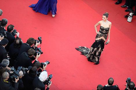 Наши в Каннах: самые яркие выходы российских знаменитостей на Кинофестивале | галерея [3] фото [3]