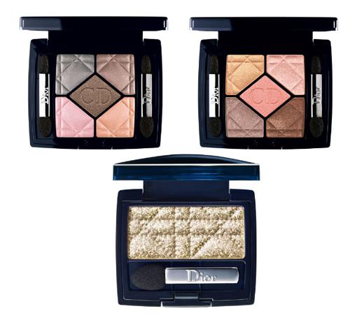 Тени 5 Couleurs Iridescent - 2647 руб., Тени  1 Couleur eyeshadows - 1359 руб.