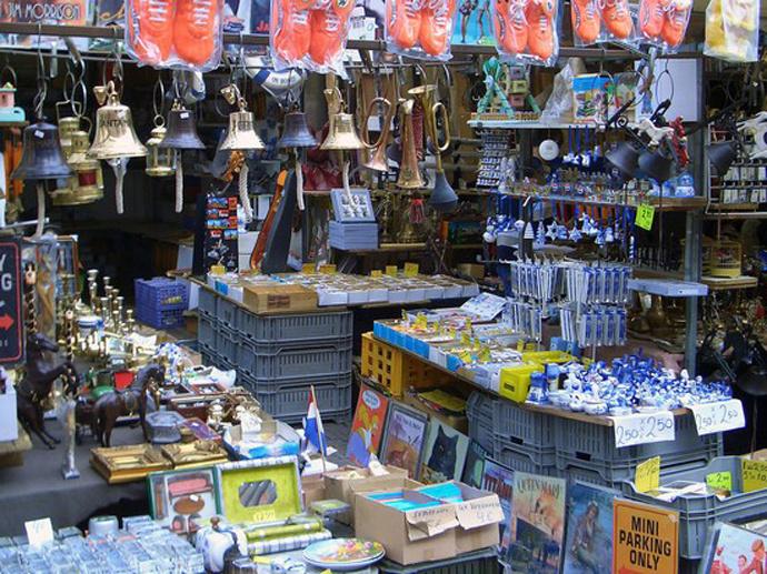 рынок Waterlooplein