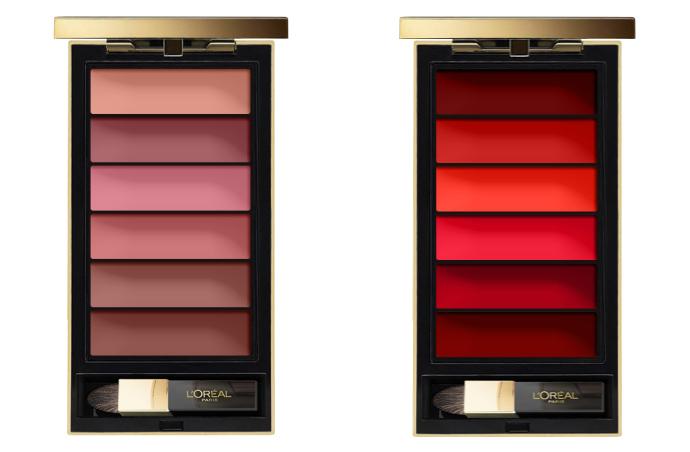 Палитра для губ Color Riche Lip Palette от L'Oreal Paris