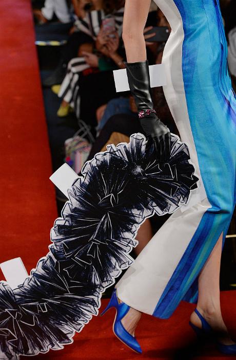 5 фактов о показе новой коллекции Moschino