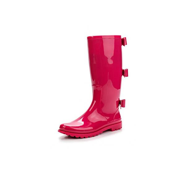 Шире шаг: модная резиновая обувь | галерея [1] фото [3]