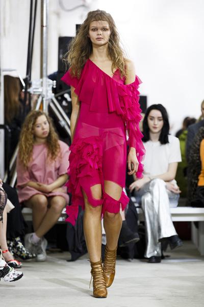 Неделя моды в Лондоне: день пятый | галерея [2] фото [6]