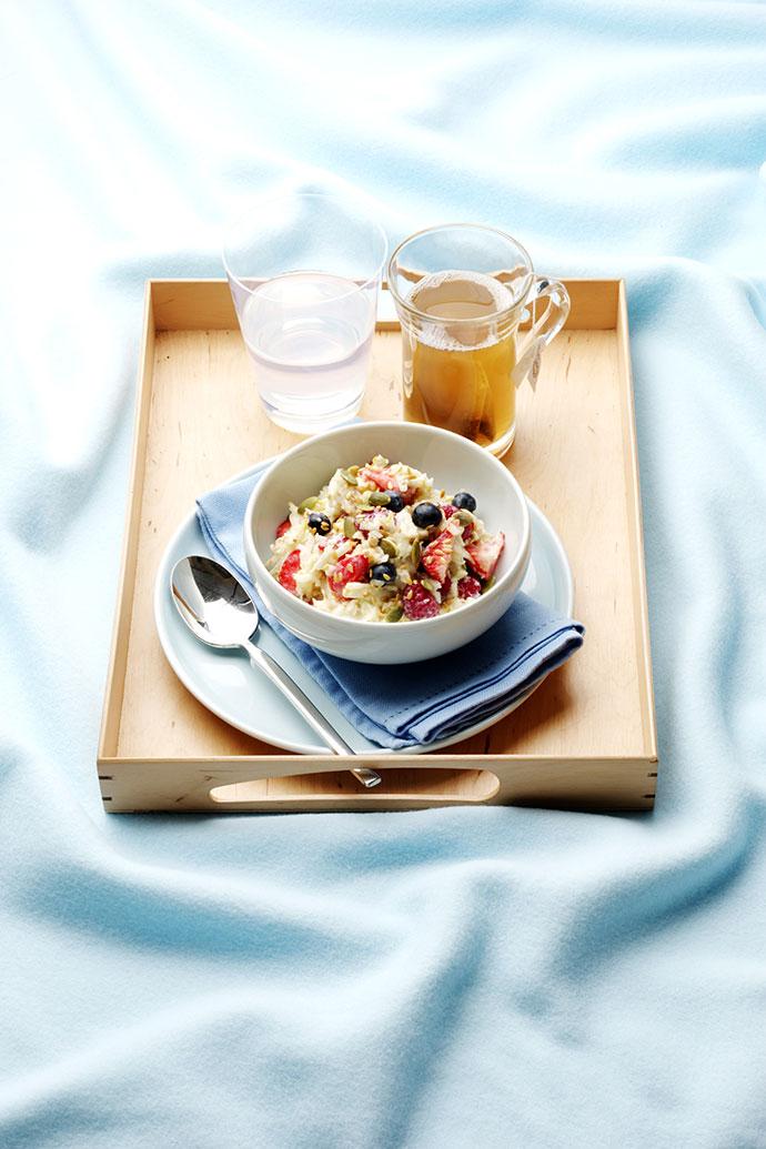 Завтрак адепта ЗОЖ
