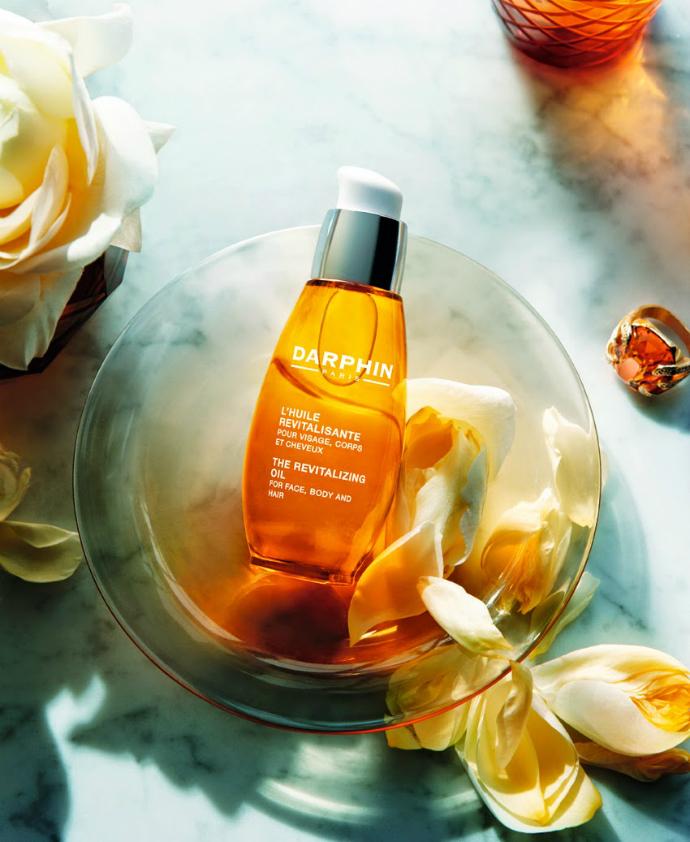 Масло для лица, тела и волос Revitalizing Oil от Darphin