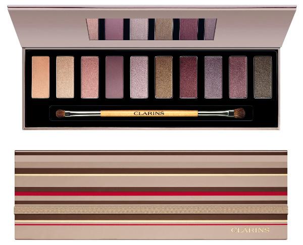 Elle Obsession: палитра для макияжа глаз The Essentials от Сlarins